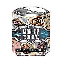 Parragon - Man up your meals