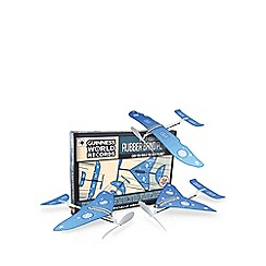 Paladone - Guinness World Records rubber band planes