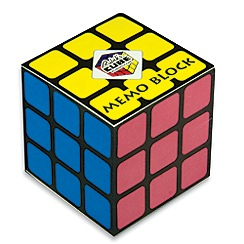 Paladone - Rubiks memo block