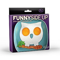 Fred - Owl funny side up