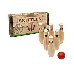 Professor Puzzle - Wooden Skittles