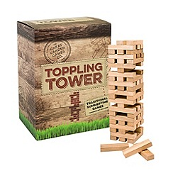 Professor Puzzle - Giant Wooden Toppling Tower