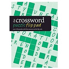 Parragon - Crossword, Suduko & Wordsearch Pack
