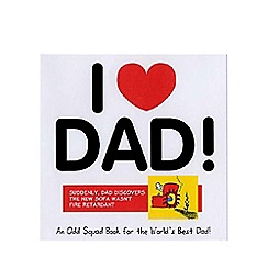 Penguin - I Love Dad!