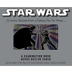 Star Wars - Iconic scenes book