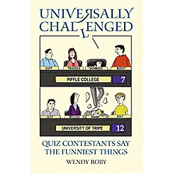Penguin - Universally Challenged