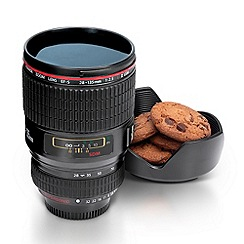 Thumbs Up - Camera Lens Mug