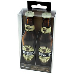 Guinness - Miniature Bottle Salt & Pepper Set