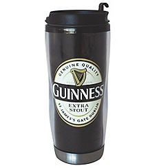 Guinness - Label Travel Mug