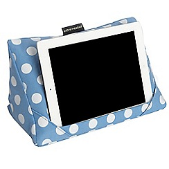 coz-e-reader - coz-e-reader - Blue Spot cushion stand for tablets