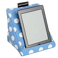 coz-e-reader - coz-e-reader - Blue Spot cushion stand for e-readers