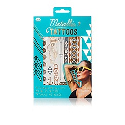 npw - Metallic Jewellery Tattoos