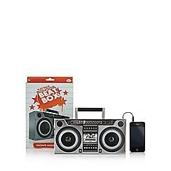 npw - Beat Box - Flat Pack Speaker