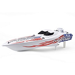 New Bright - 60cm Fountain Boat