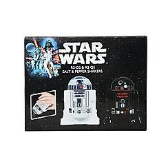 Star Wars - R2D2 & R2Q5 Salt & Pepper Shakers