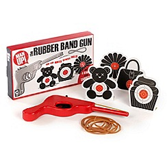 Ginger Fox - Rubber Band Gun
