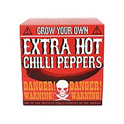 Gift Republic - Grow Your Own Extra Hot Chilli Peppers