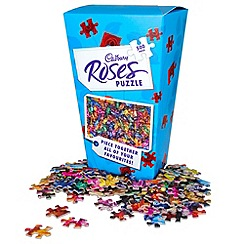 Half Moon Bay - Roses Puzzle