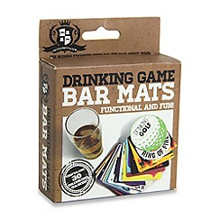 Paladone - Drinking Game Bar Mats