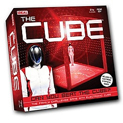 John Adams - The Cube Board Game