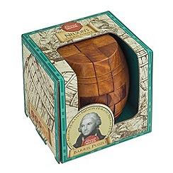 Professor Puzzle - Nelson's Barrel