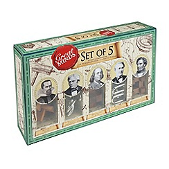 Professor Puzzle - Set of Five Great Minds