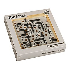 Professor Puzzle - The Maze