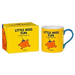 Wild & Wolf - Little Miss Fun Mug