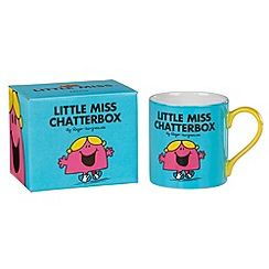 Wild & Wolf - Little Miss Chatterbox Mug