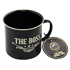 Mr Fantastic - Boss enamel mug