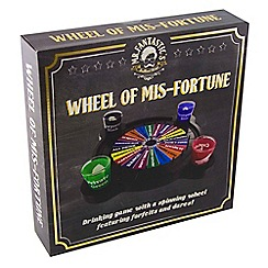Mr Fantastic - Wheel of misfortune