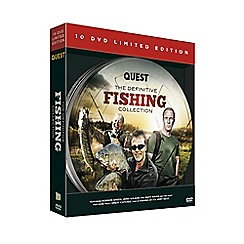 GO Entertain - The Definitive Fishing Collection DVD