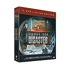 GO Entertain - Seconds from Disaster DVD