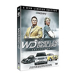GO Entertain - Wheeler Dealers Collection DVD