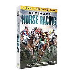 GO Entertain - Ultimate Horseracing DVD