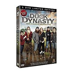 GO Entertain - Duck Dynasty DVD