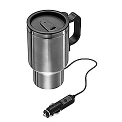Gadget Co - Plug n heat car mug