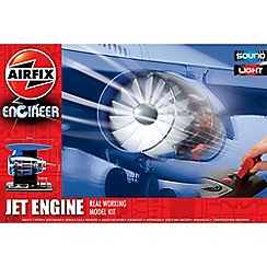 Hornby - Airfix A20005 Engineer Jet Engine Educational Construction Kit