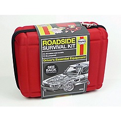 Haynes - Roadside survival kit