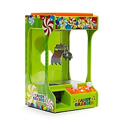 Debenhams - Candy grabber machine