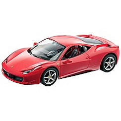 Mondo - 1:14 Ferrari 458 Italia remote controlled car