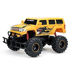 New Bright - Remote control 1:10 Scale Hummer H3