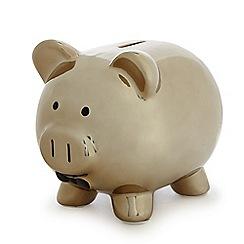 Mr Fantastic - Gold piggy money box