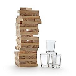 Debenhams - Tipple Tower drinking game