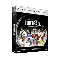 GO Entertain - The Definitive Football Collection DVD