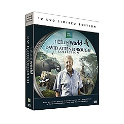 GO Entertain - Natural World - The David Attenborough Collection DVD