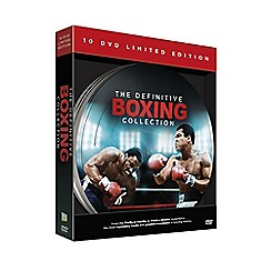 GO Entertain - The Definitive Boxing Collection DVD