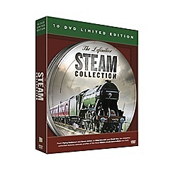 GO Entertain - The Definitive Steam Collection DVD