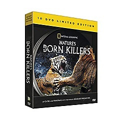 GO Entertain - Nature's Born Killers DVD