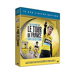 GO Entertain - The Definitive Tour De France Collection DVD